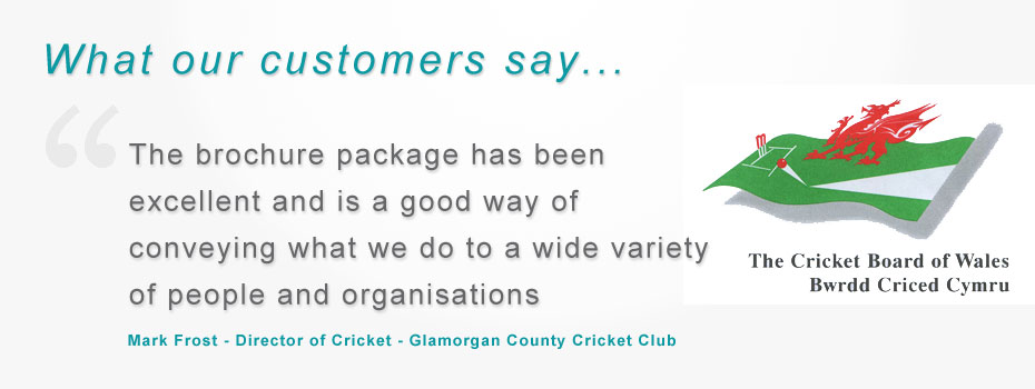 Glamorgan County Cricket Club testimonial